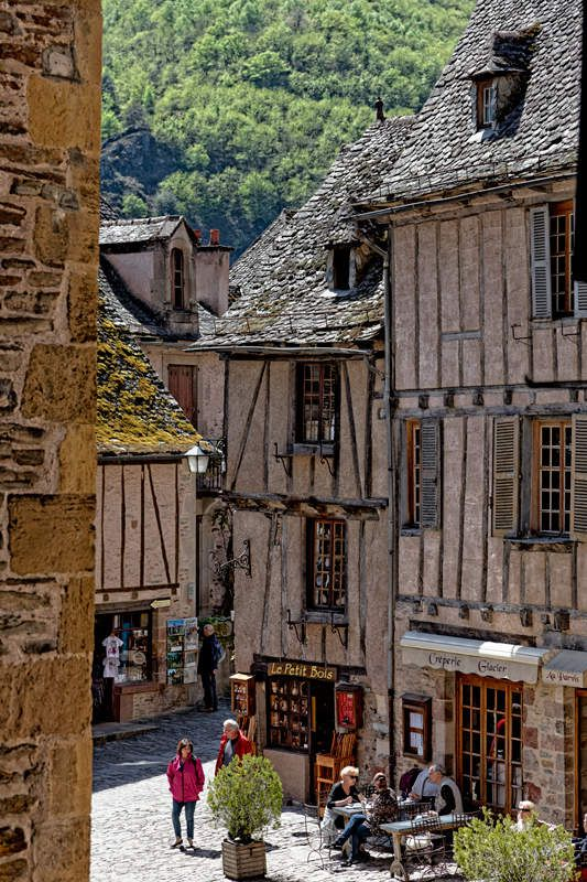 Conques Aveyron - 3