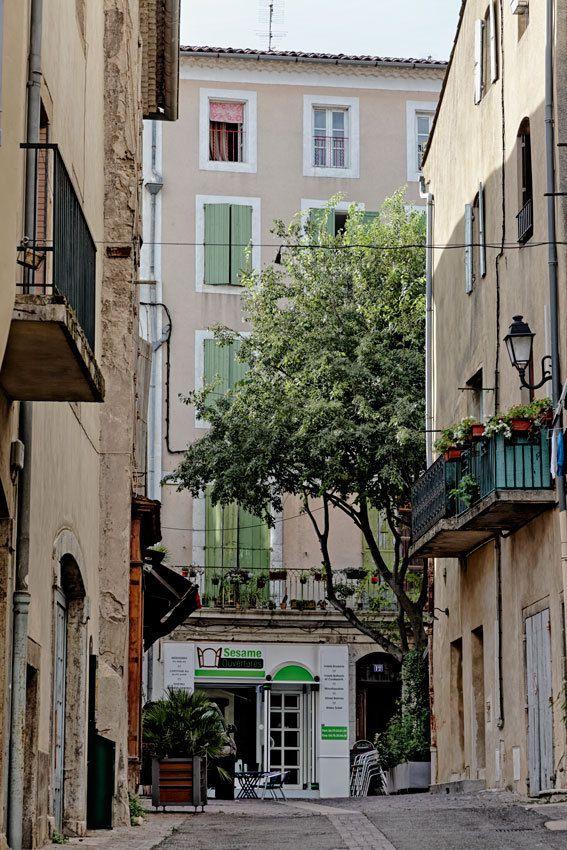 L'Ardèche - Aubenas