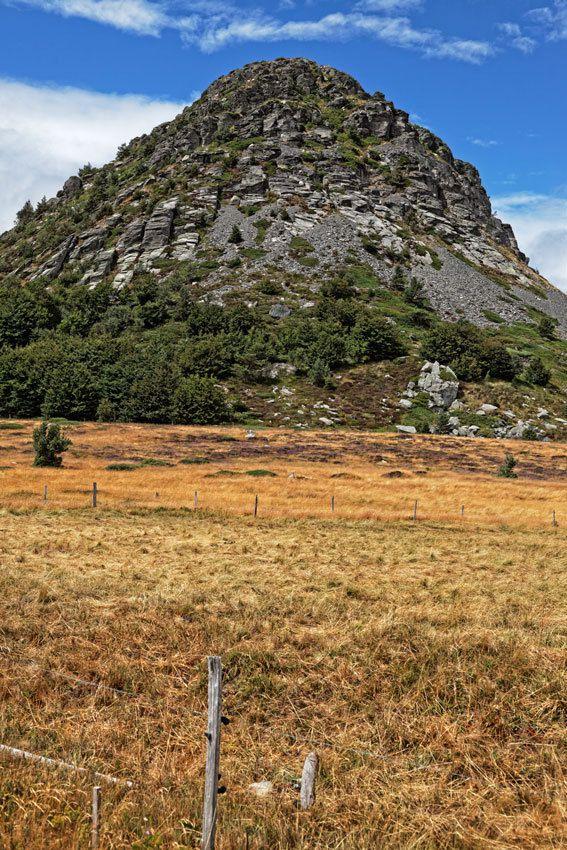 La montagne ardéchoise - 1