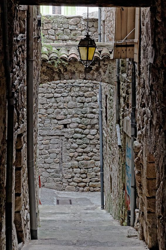 L'Ardèche - Joyeuse