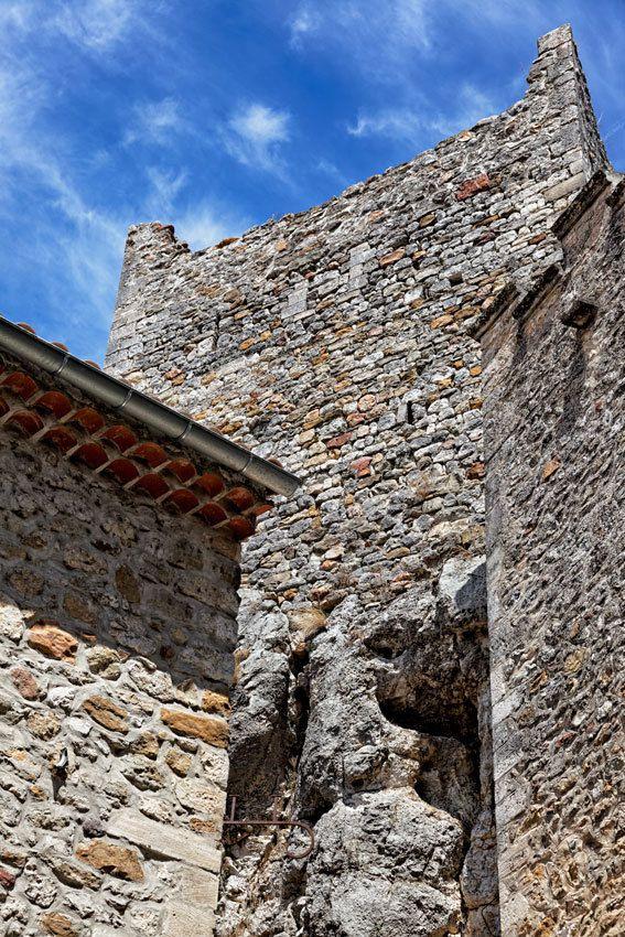 Le Gard - Aiguèze