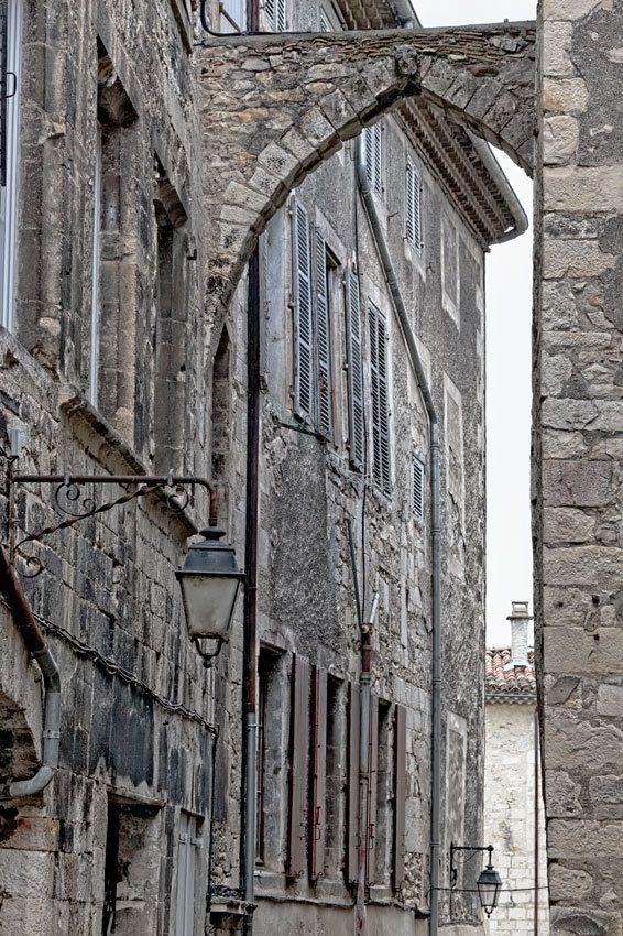 L'Ardèche : Viviers