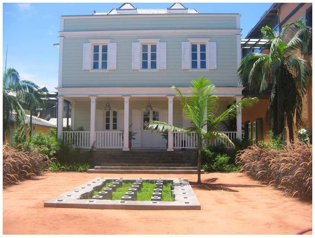 Jardin de la DRAC - Saint-Denis de la Réunion