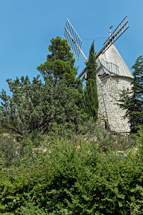 Le moulin d'Omer