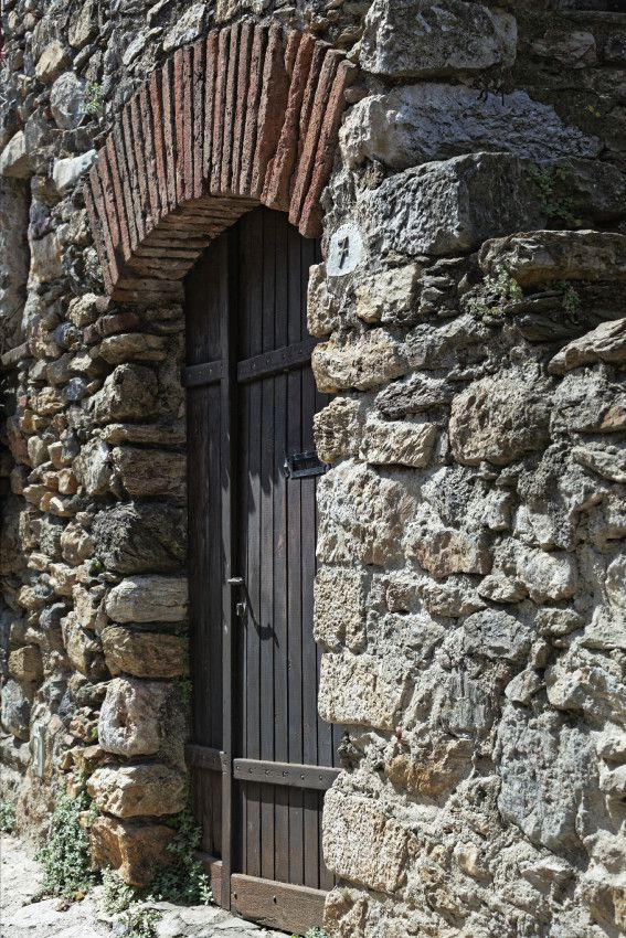 Castelnou  -  1 - Village remarquable