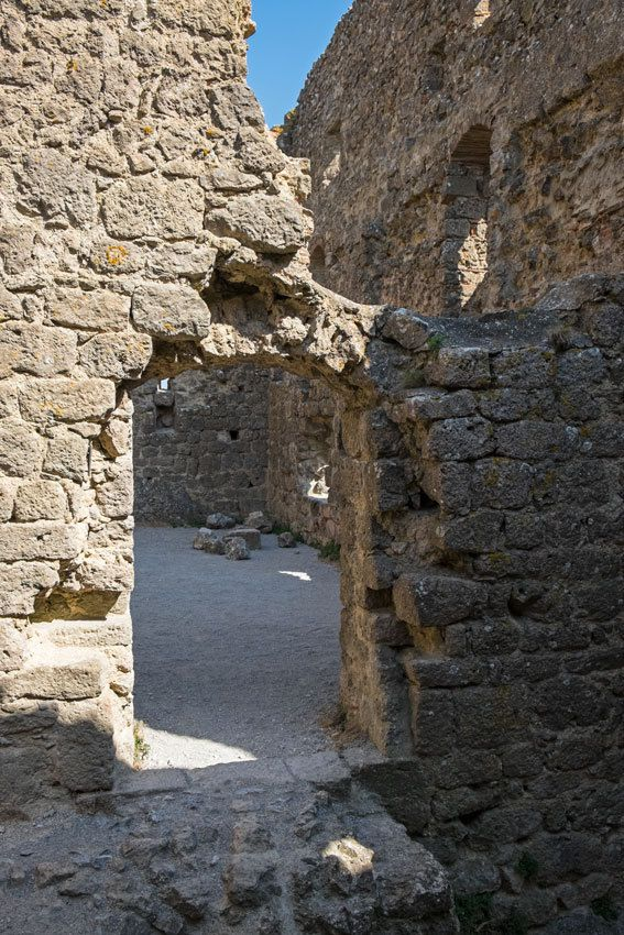 Quéribus - 2 - Pays Cathare