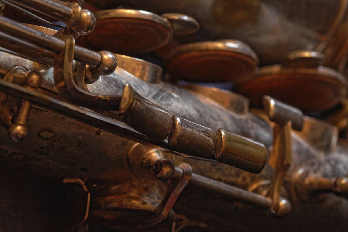 Musique - Saxophone alto