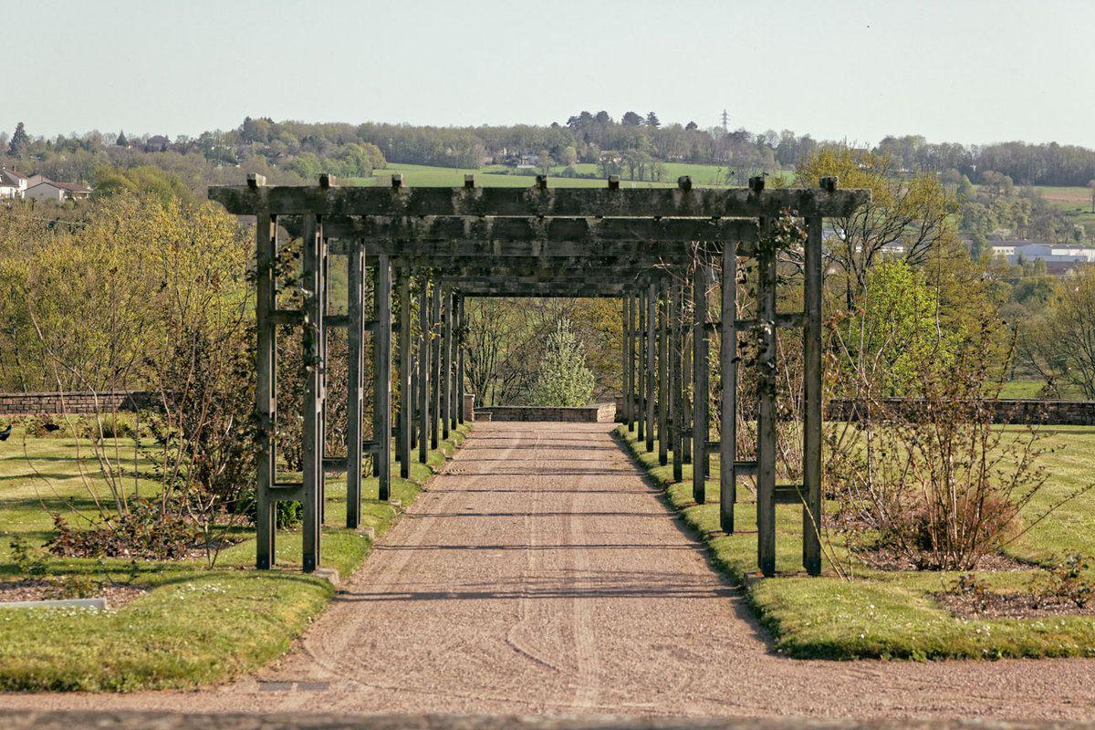 Limoges - Espaces verts en périphérie urbaine