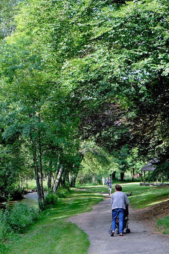 Le Parc de l'Aurence