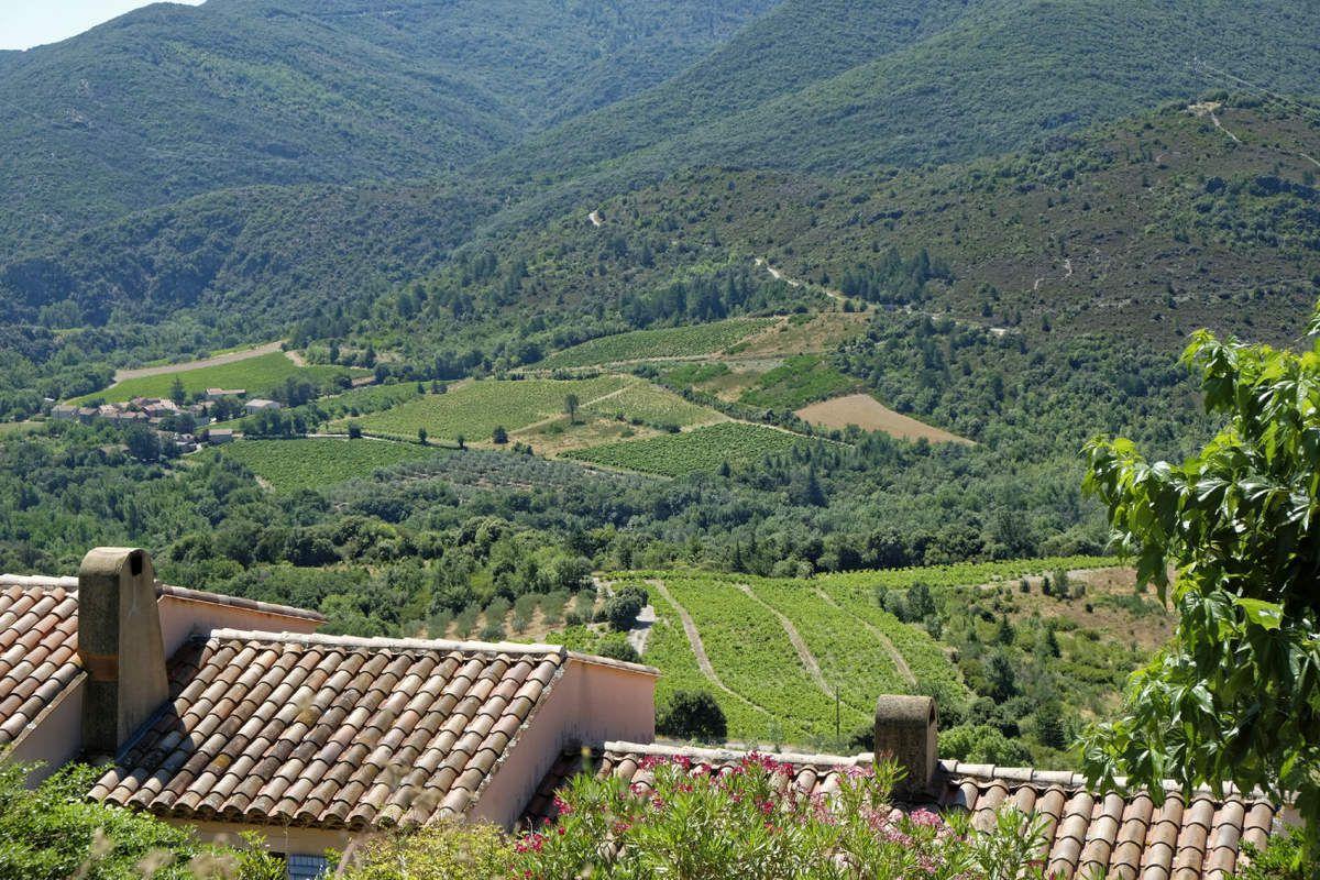 En partant de Mons-la-Trivalle