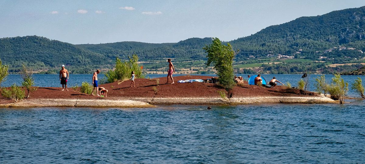 Le Lac du Salagou - 1