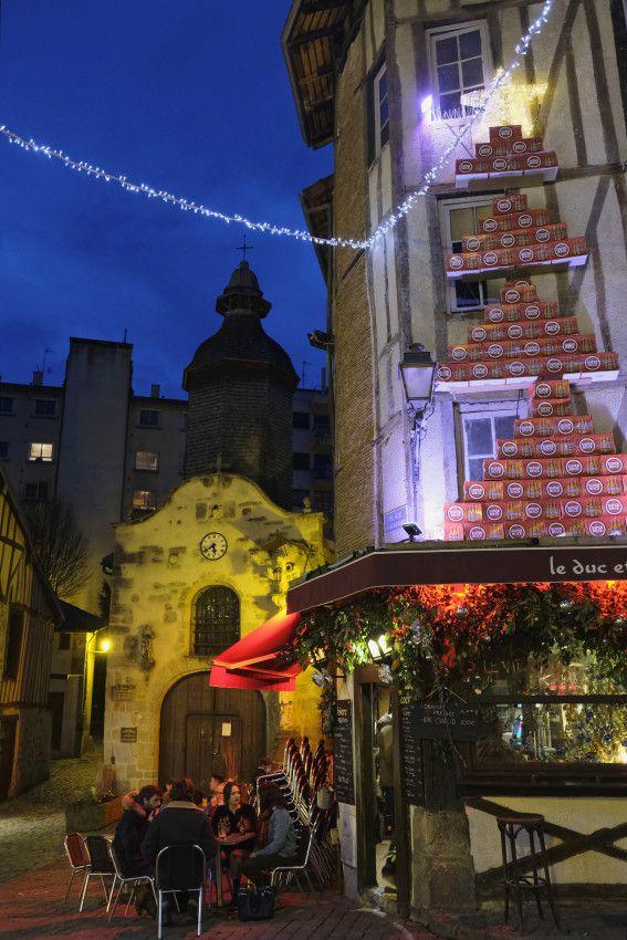 Limoges - Autour de Noël - 2