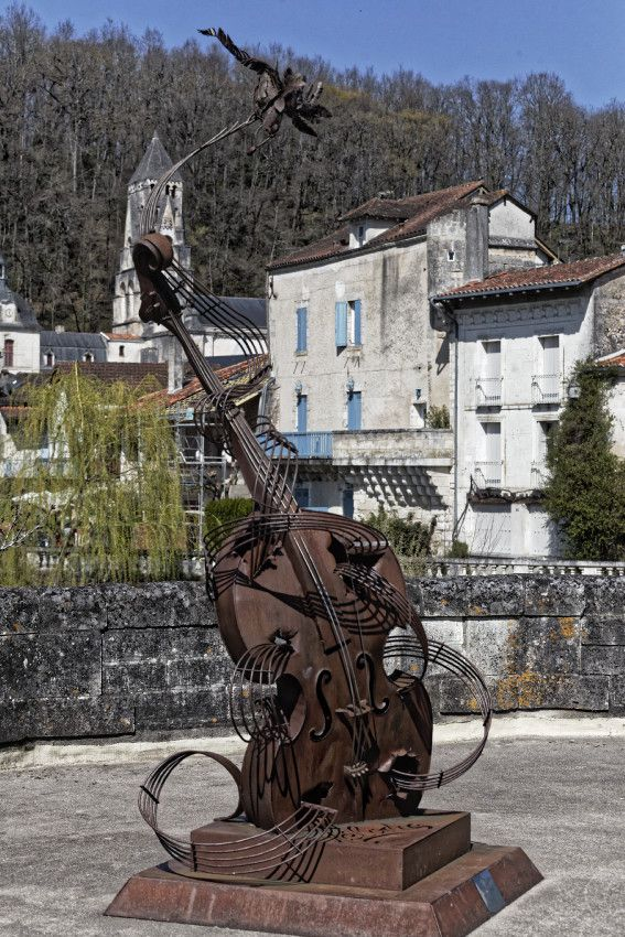 Brantôme-en-Périgord