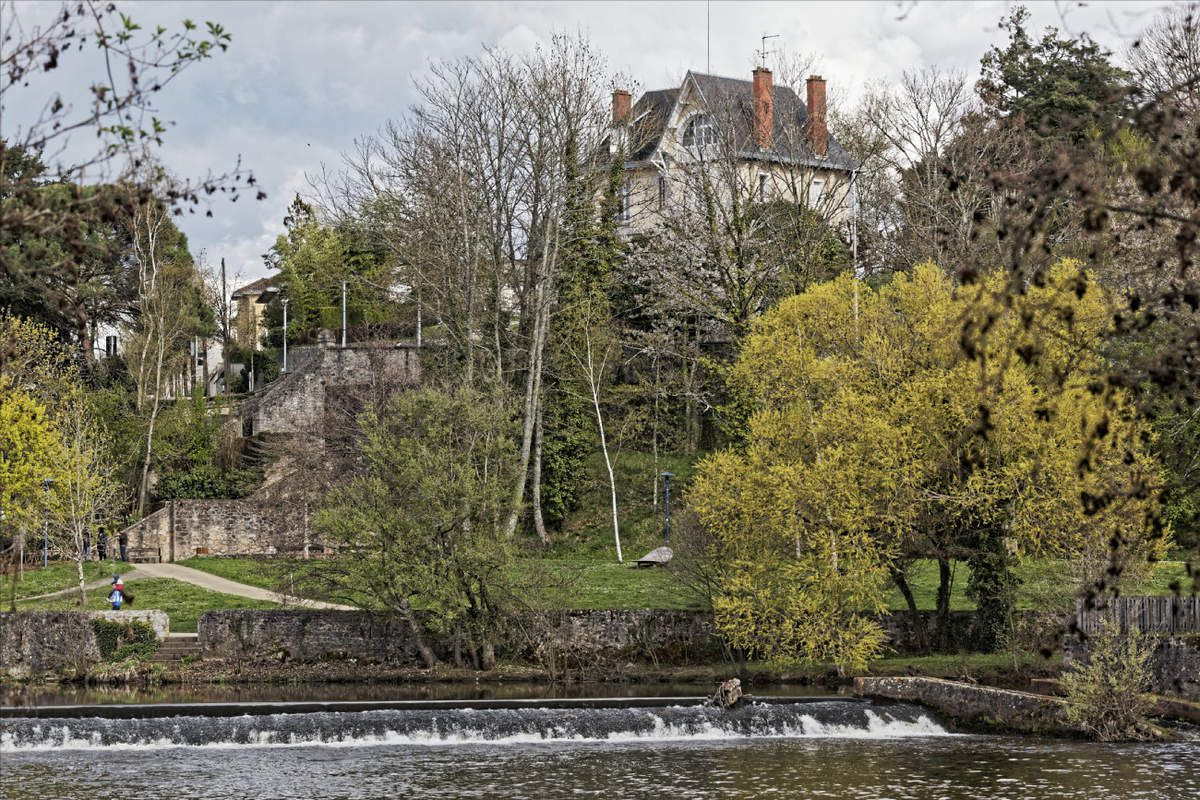 Limoges - Bords de Vienne