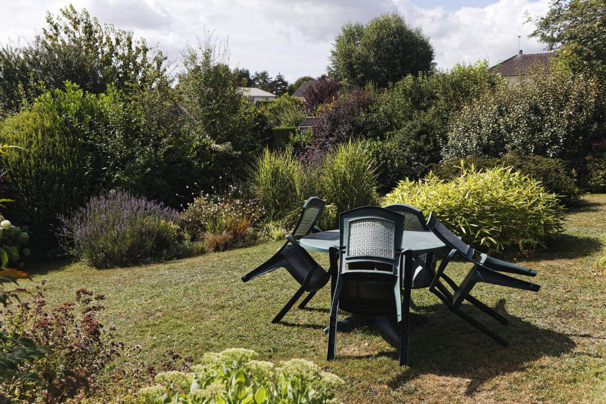 Un jardin à Rilhac Rancon