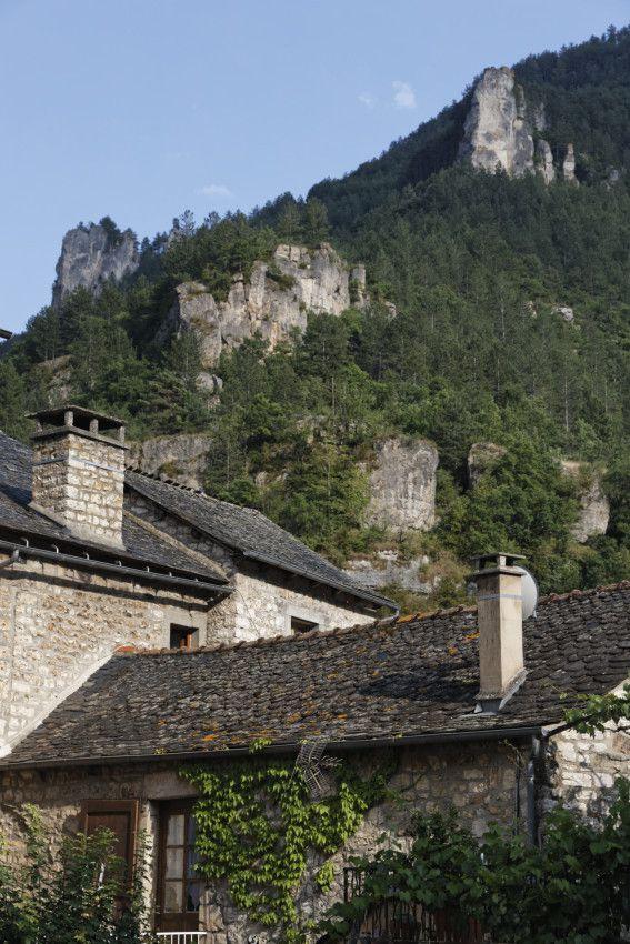 Sainte-Enimie - Lozère