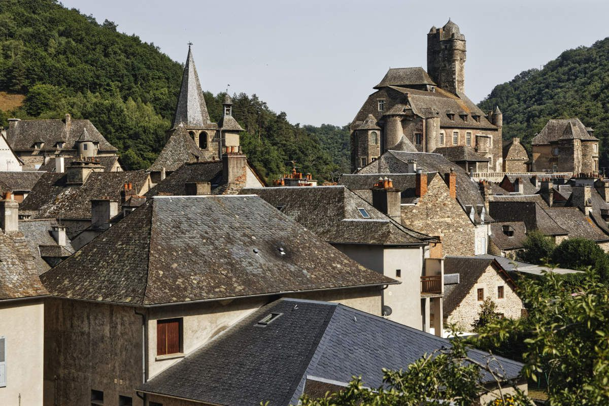 Estaing - Aveyron