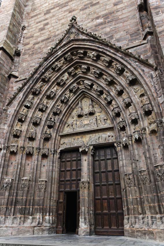 Cathédrale de Rodez - Aveyron