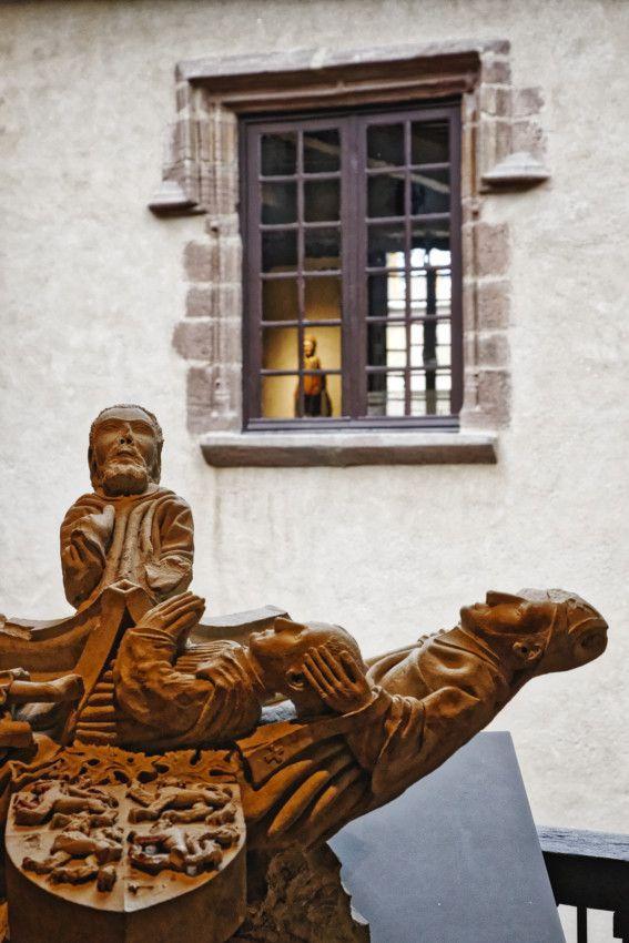 Au Musée Fenaille - Rodez - Aveyron