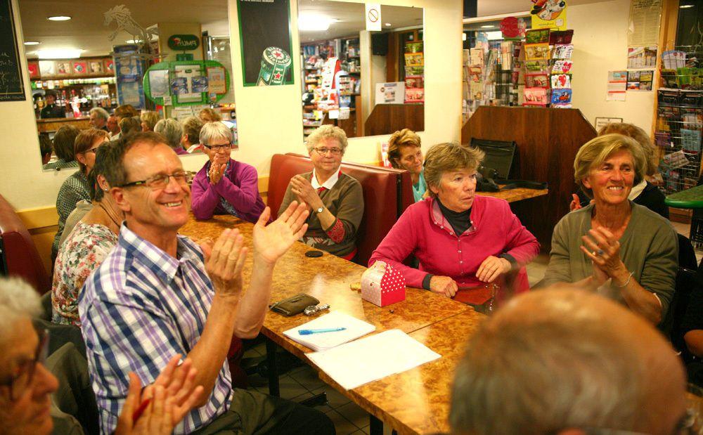 """Café Causette - vendredi 25 Septembre 2015 - : """"Jardiner autrement""""."""