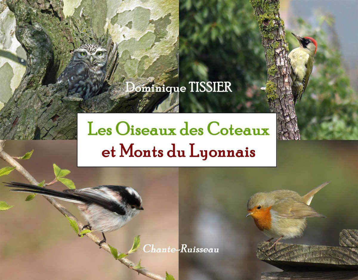 """Offre Spéciale fêtes sur le livre """"Les Oiseaux des Coteaux et Monts du Lyonnais"""""""