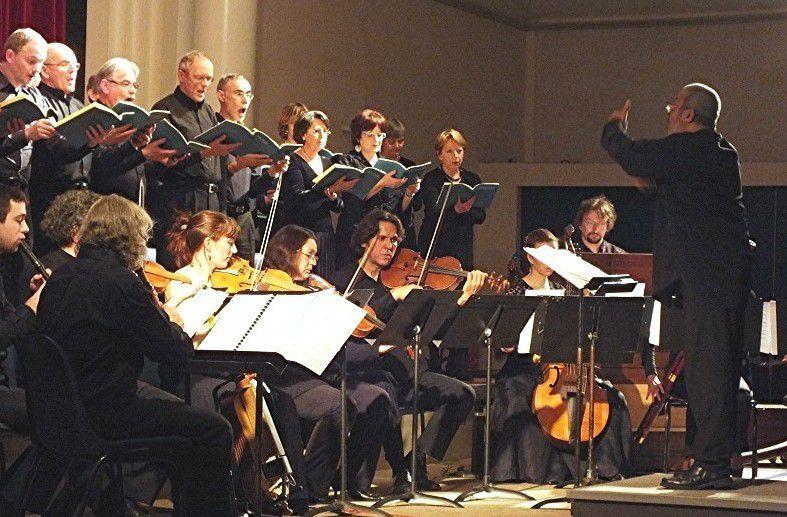"Concert baroque ""Ombre & Lumières"""