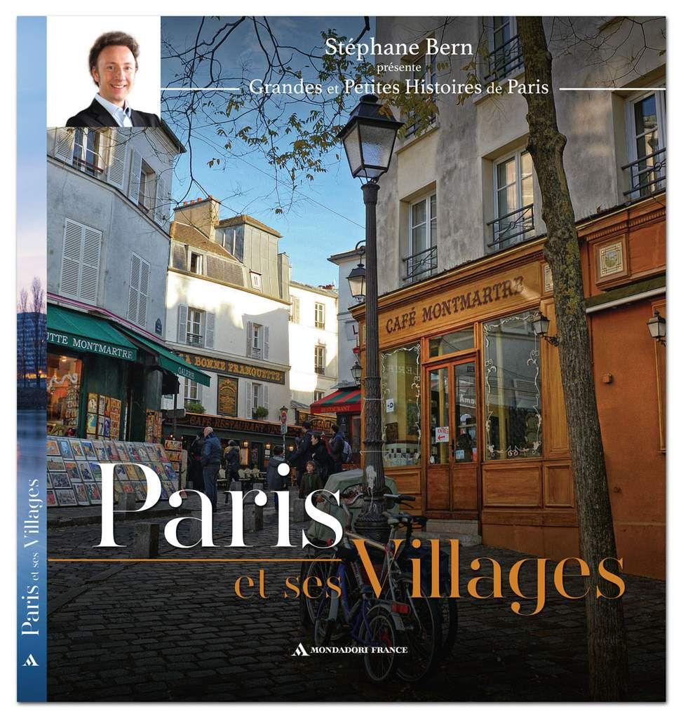 """Livre : """"PARIS au fil des Rues"""" Mondadori France Collection Hors-série..."""