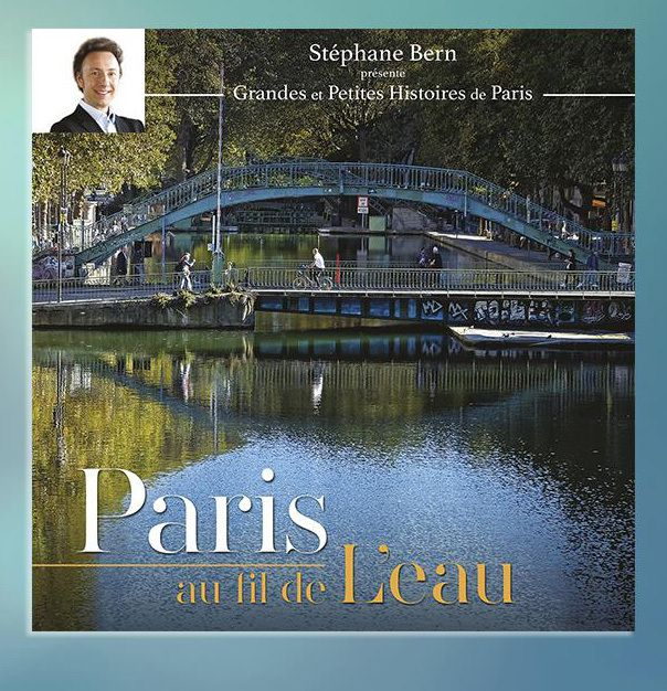 """Livre : """"PARIS au fil de l'eau"""" Collection Mondadori France"""