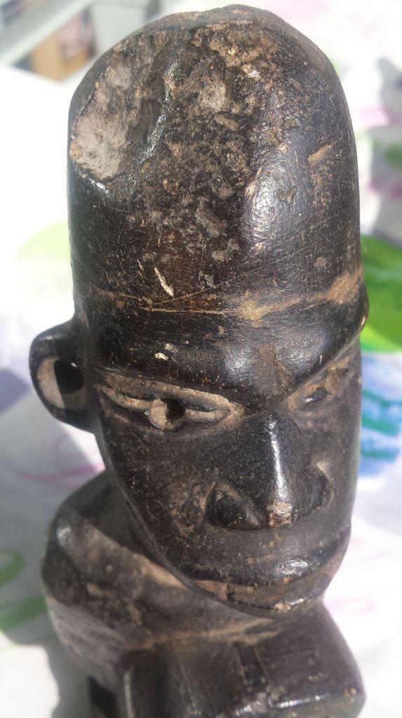 nkisi fetiche clous Kongo congo Fang ngil masque dan salampasu