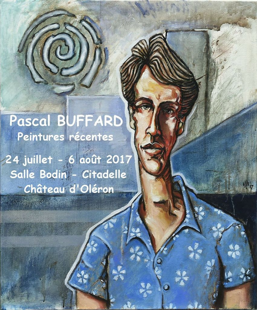 Buffard pascal artiste peintre tableaux peintures art contemporain contemporary art