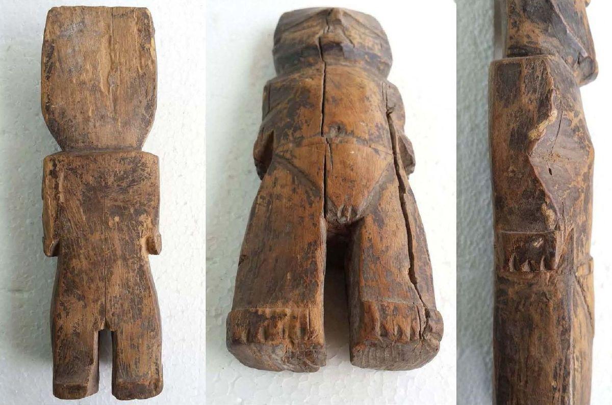 bois precolombien chimu chancay nazca paracas chavin mochica inca precolumbian wood