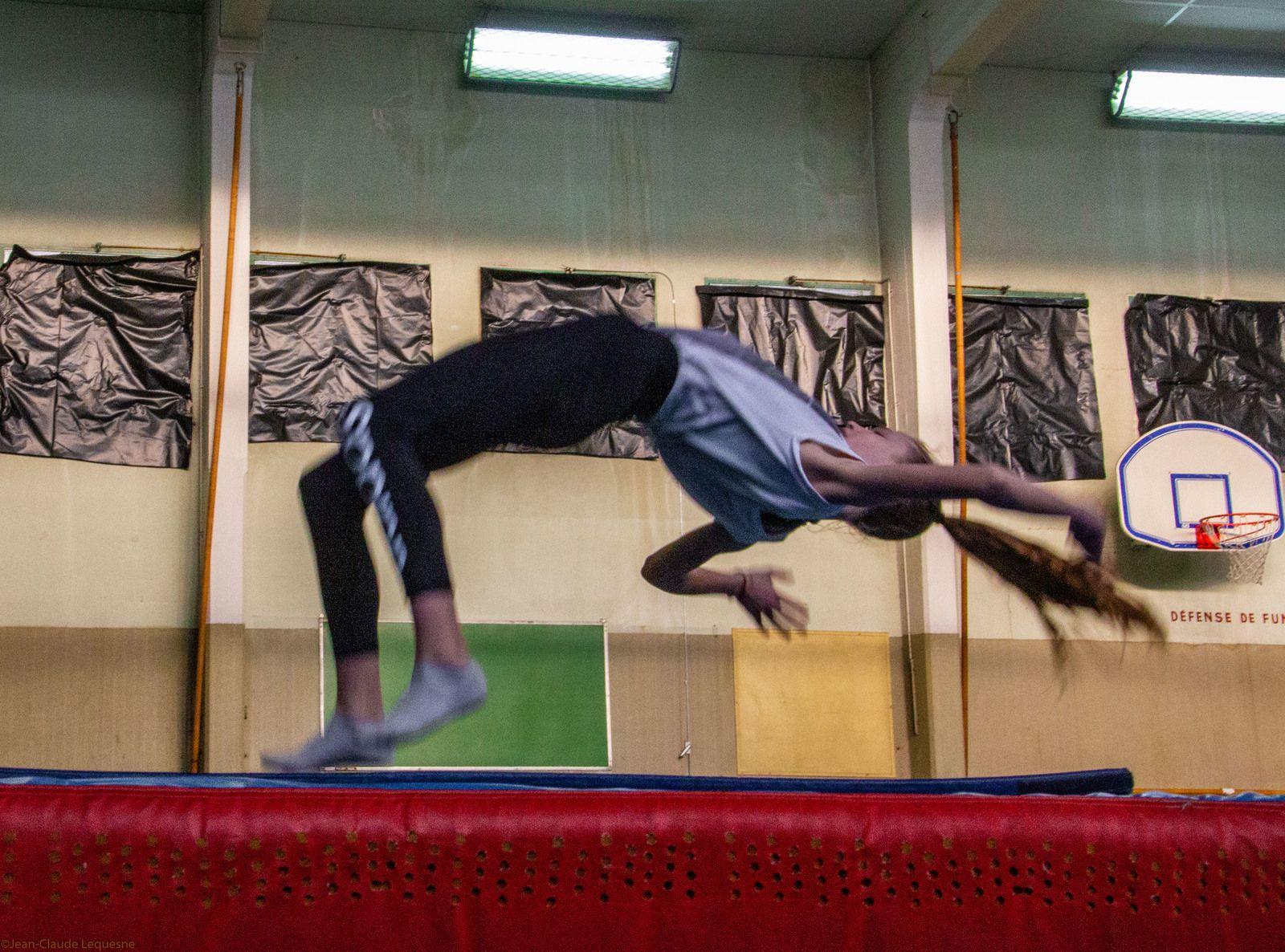 Stage acrobatie - 16 février 2020