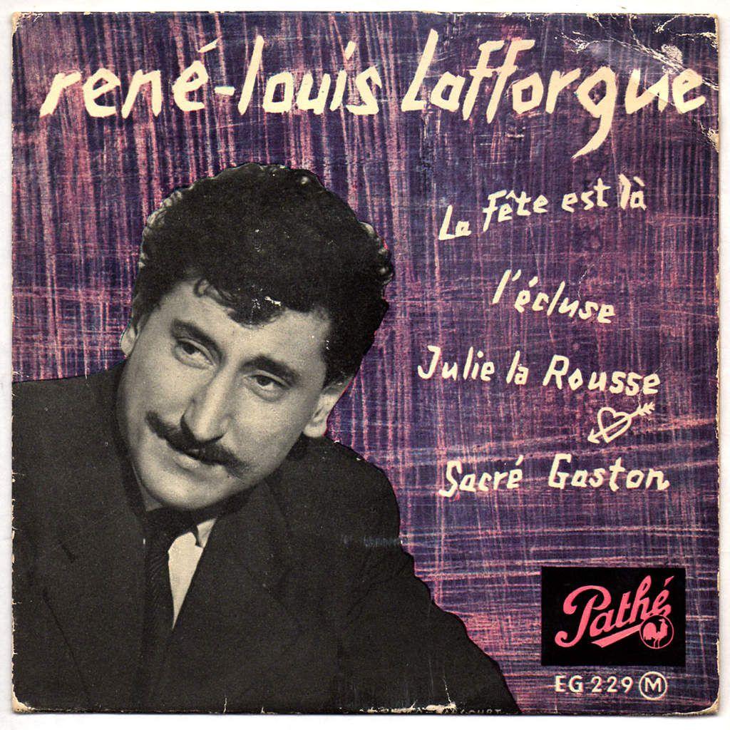 Rene Louis Lafforgue-la fête est là