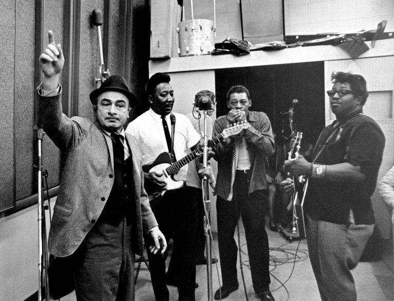 """13/03/17 CROSSROADS """"SPECIAL CHESS RECORDS"""""""