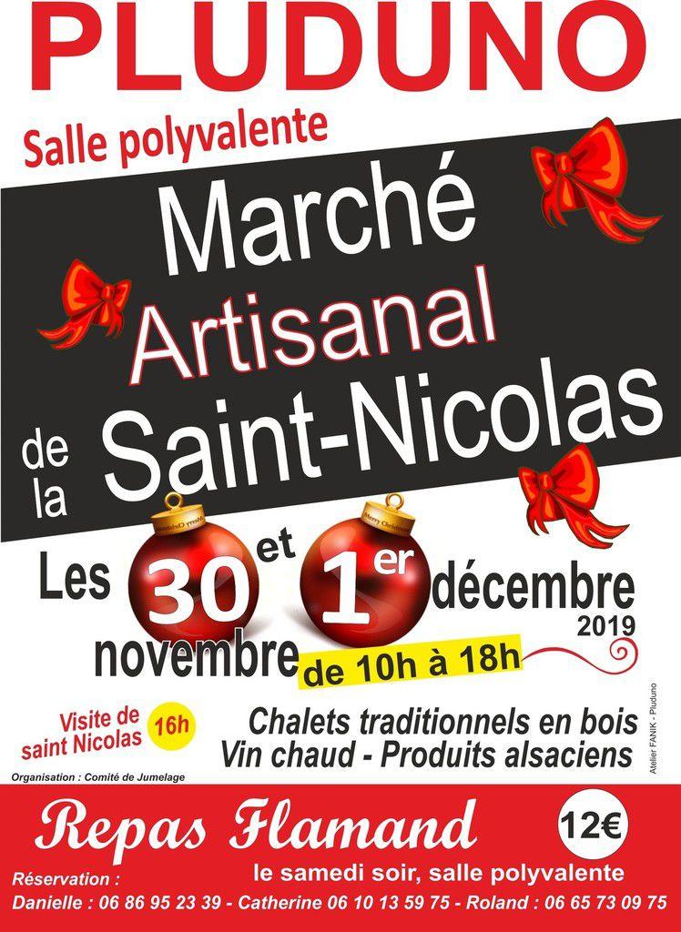 marché de la saint nicolas
