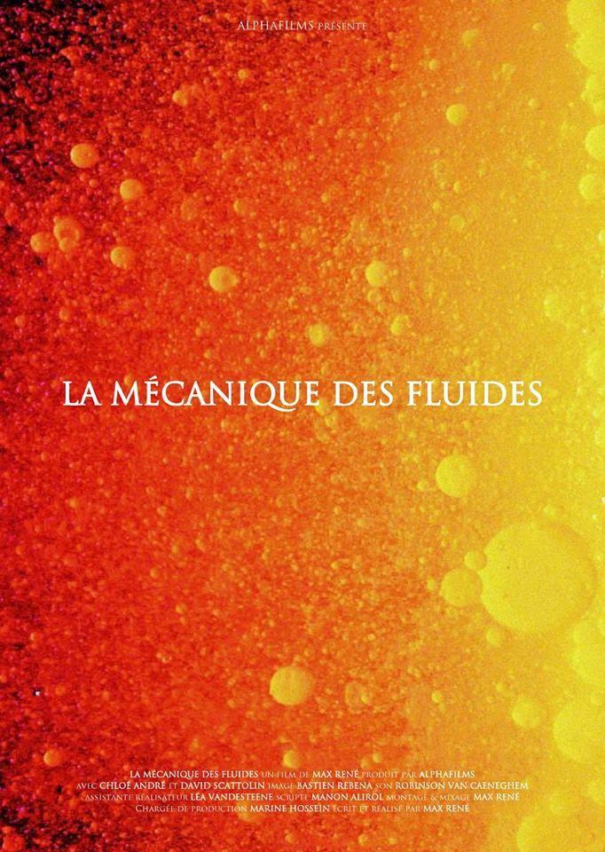 LA MÉCANIQUE DES FLUIDES - Projections