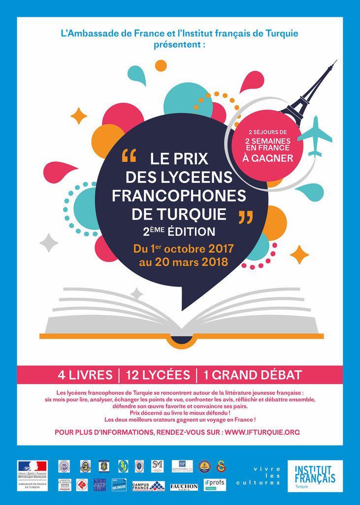 Prix littéraire des Lycéens francophones de Turquie : les élèves avancent dans leurs lectures...