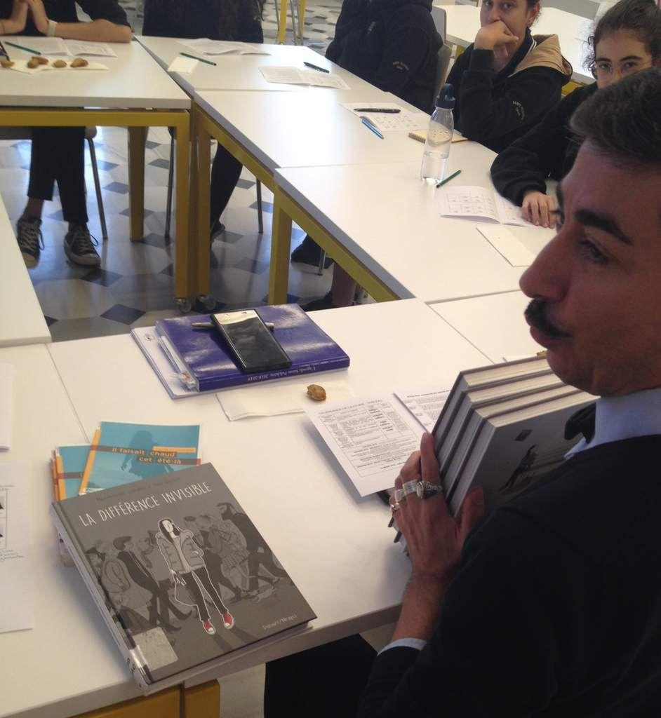 Prix littéraire des Lycéens francophones de Turquie 2019 : les élèves repartent avec leur première lecture...