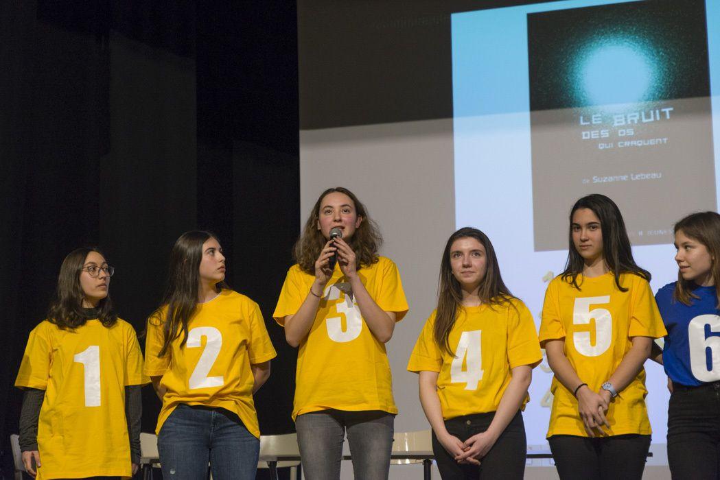 Et les gagnantes du Prix littéraire des lycéens francophones de Turquie sont ...
