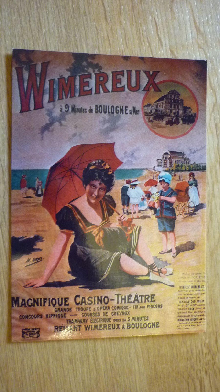 79. Wimereux à 9 minutes de Boulogne s/Mer