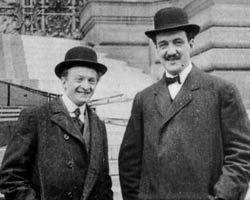 Les frères Dufaux 1905