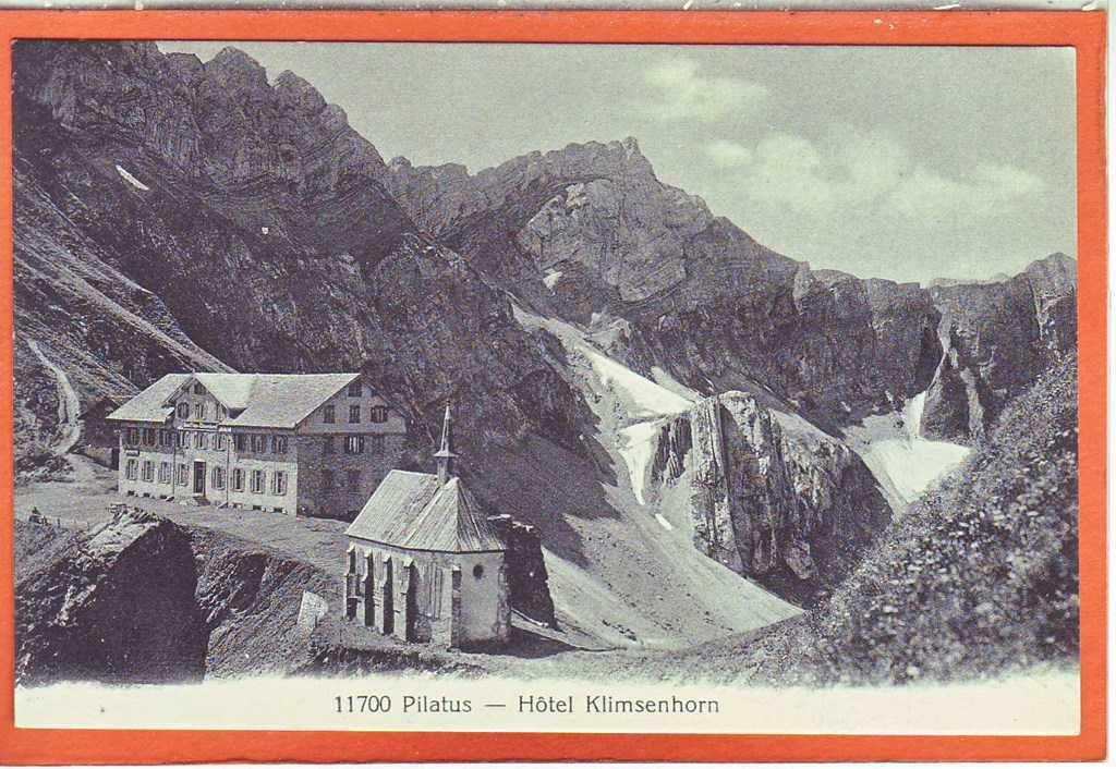 l'Hôtel Klimsenhorn