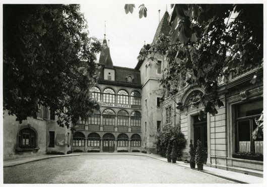 L'Hôtel Bellevue Sierre
