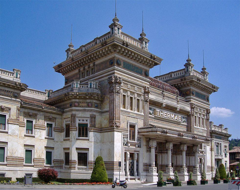 Grand Hôtel des Thermes à Salsomaggiore