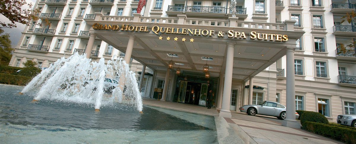 Grand Hôtel Quellenhof