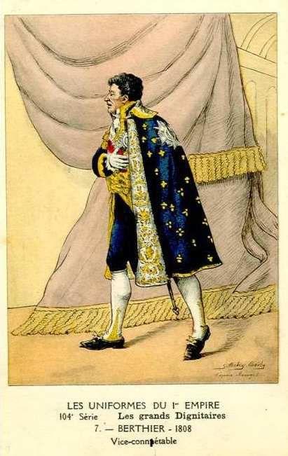 BERTHIER 1808