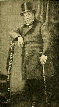 Comte Charles Léon Denuelle, fils de Napoléon.