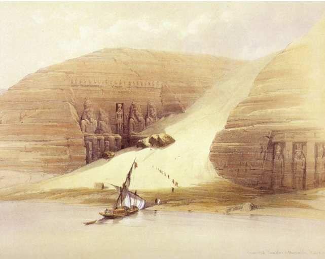 Monument d'Abou Simbel