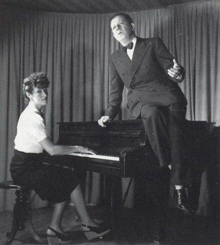 Gilles et Edith
