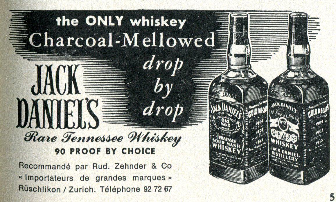 Les Suisses boivent (aussi) du whisky !